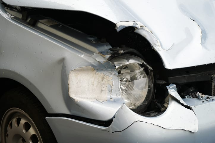 In An Auto Accident? 4 Things to Do
